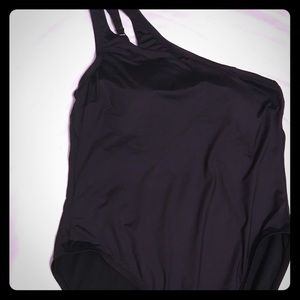 Kenneth Cole Reaction Black Swimsuit